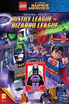 Lego Super Heroes: Justice League vs. Bizarro League (2014)