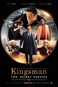 Kingsman: Secret Service (2014)