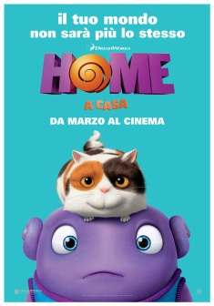 Home - A casa (2015)