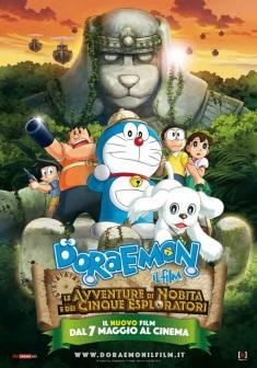 Doraemon il film - Le avventure di Nobita e dei cinque esploratori (2015)