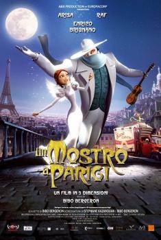 Un mostro a Parigi (2012)