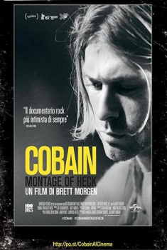 Cobain: Montage of Heck (2015)