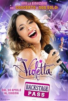 Violetta Backstage Pass (2014)