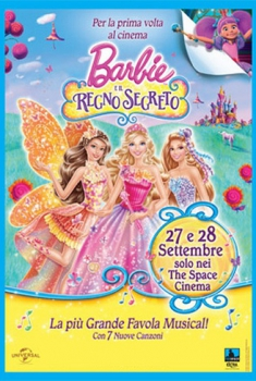 Barbie e il regno segreto (2014)