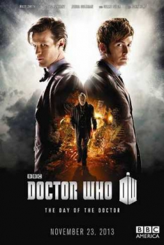 Doctor Who – The Day of the Doctor (2013)