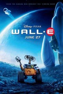 WALL E (2008)