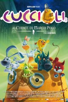 Cuccioli e il Codice di Marco Polo (2010)