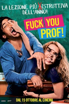 Fuck you, prof! (2015)