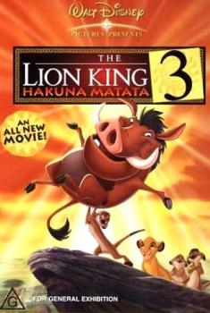 Il Re Leone 3 – Hakuna Matata (2004)