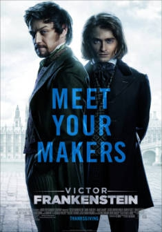 Victor - La storia segreta del dott. Frankenstein (2015)