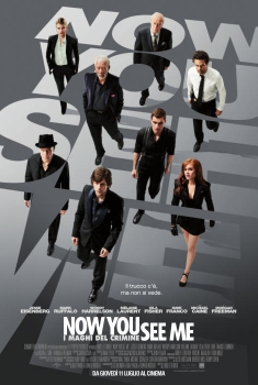 Now You See Me 2: I maghi del crimine (2016)