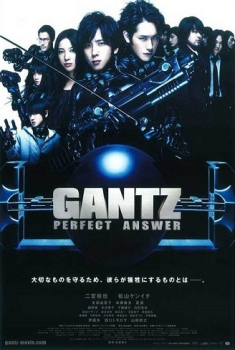 Gantz Perfect Answer (2011)