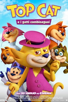 Top Cat e i gatti combinaguai (2016)