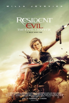 Resident Evil 6 - The Final Chapter (2017)