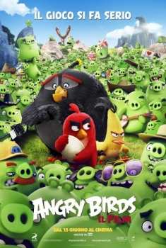 Angry Birds – Il film (2016)