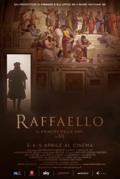 Raffaello - il Principe delle Arti in 3D (2017)
