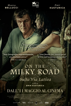 On the Milky Road - Sulla Via Lattea (2016)
