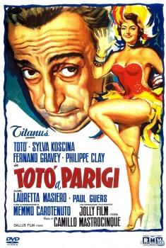 Toto' a Parigi (1958)