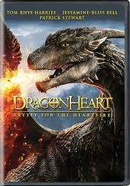 Dragonheart 4 – L'eredità del Drago (2017)