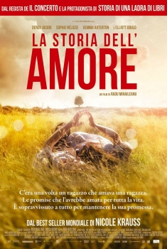 La storia dell'amore (2016)