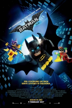 Lego Batman - Il Film (2017)