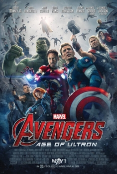 The Avengers 2: Age of Ultron  (2015)