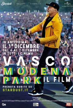 Vasco Modena Park – il film (2017)