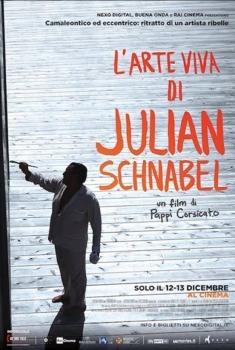 L'arte viva di Julian Schnabel (2017)