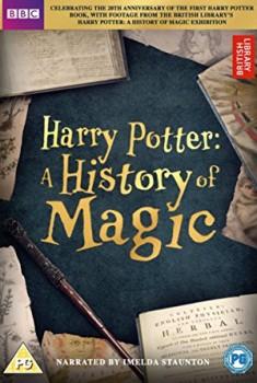 BBC Harry Potter A History of Magic (2017)