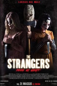 The Strangers 2: Prey at Night (2018)
