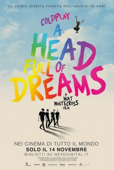Coldplay - A Head Full of Dreams (2018)