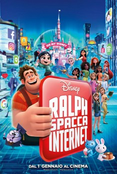 Ralph Spacca Internet (2018)