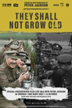 They Shall Not Grow Old (2020)