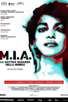 M.I.A. - La cattiva ragazza della musica (2018)