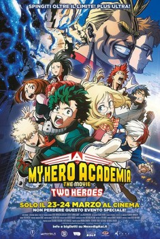 My Hero Academia the Movie: Two Heroes (2018)