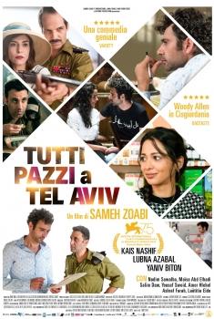 Tutti Pazzi a Tel Aviv (2018)