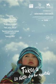 Takara - La Notte che ho nuotato (2017)