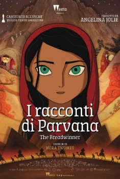 I Racconti di Parvana - The Breadwinner (2017)