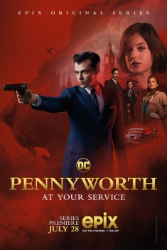 Pennyworth (Serie TV)