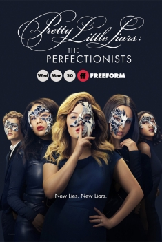 Pretty Little Liars: The Perfectionists (Serie TV)