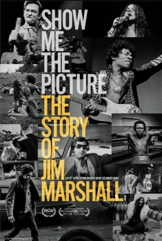 Show Me The Picture: The Story of Jim Marshall (2020)