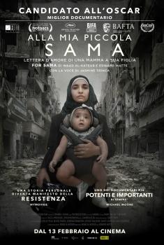 Alla mia piccola Sama (2020)