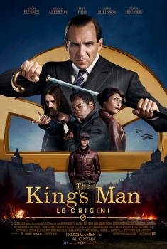 The King's Man 3 - Le Origini (2020)