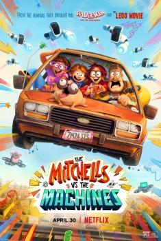 I Mitchell contro le macchine (2021)